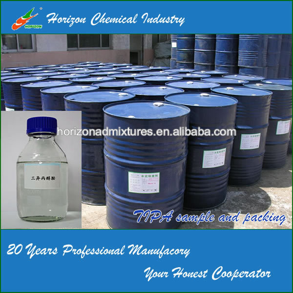 Triisopropanolamine TIPA 99% for cement grinding aid