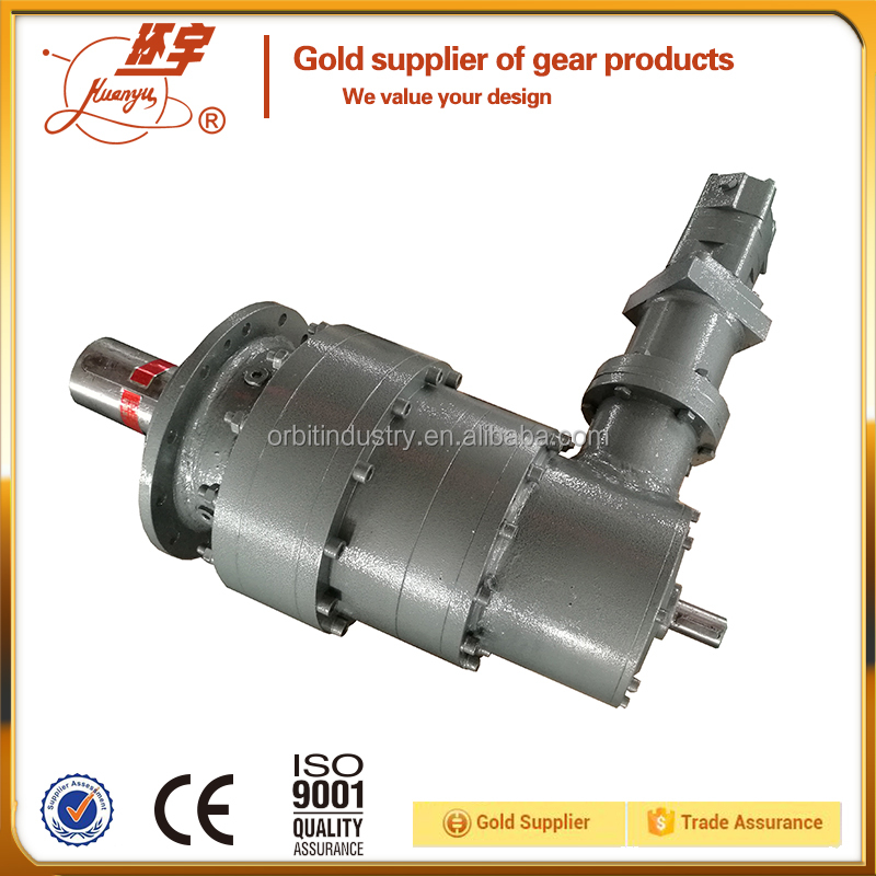 High Torque Planetary Gearbox with Hydraulic Motor