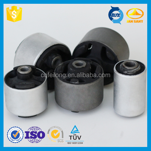 Hot Sale Auto Using Rubber Metal Sleeve Rubber Bushing