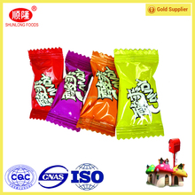 Sour powder center filled hard candy For Thailand