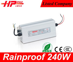 Guangzhou 240w 12v led driver dimming constant voltage LED driver 240w 12v pwm dimmable LED driver