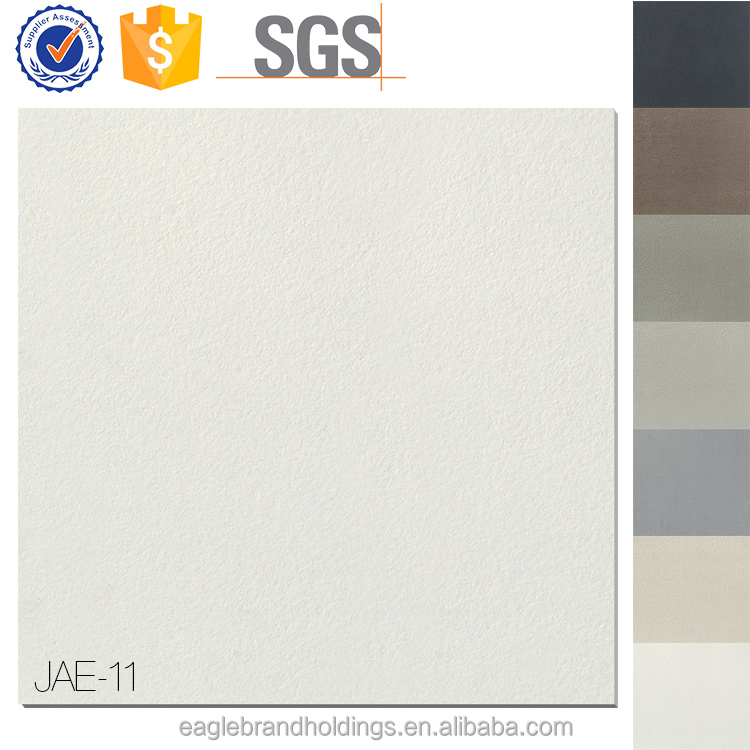 Creamy White non slip floor tile, rough surface porcelain tiles, vitrified ceramic tile 60x60