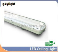 Ip65 light fixture 4 feet tri-proof led light