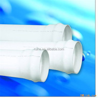 Wholesale factory manufacture recycled pvc pipe
