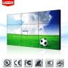 Commercial live broadcast 46 inch lcd video wall slim edge big advertising screen