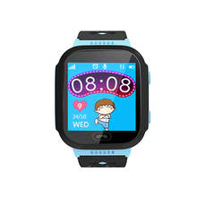2017 Child Anti Lost SOS Call Location Tracker GSM GPS Kids smart watch Q528