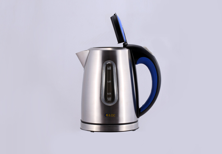 2017 top quality timesaving industrial electric kettle