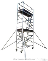 High quality building construction mobile scaffold