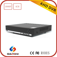 New support p2p h.264 1080p 4 channel cctv dvr