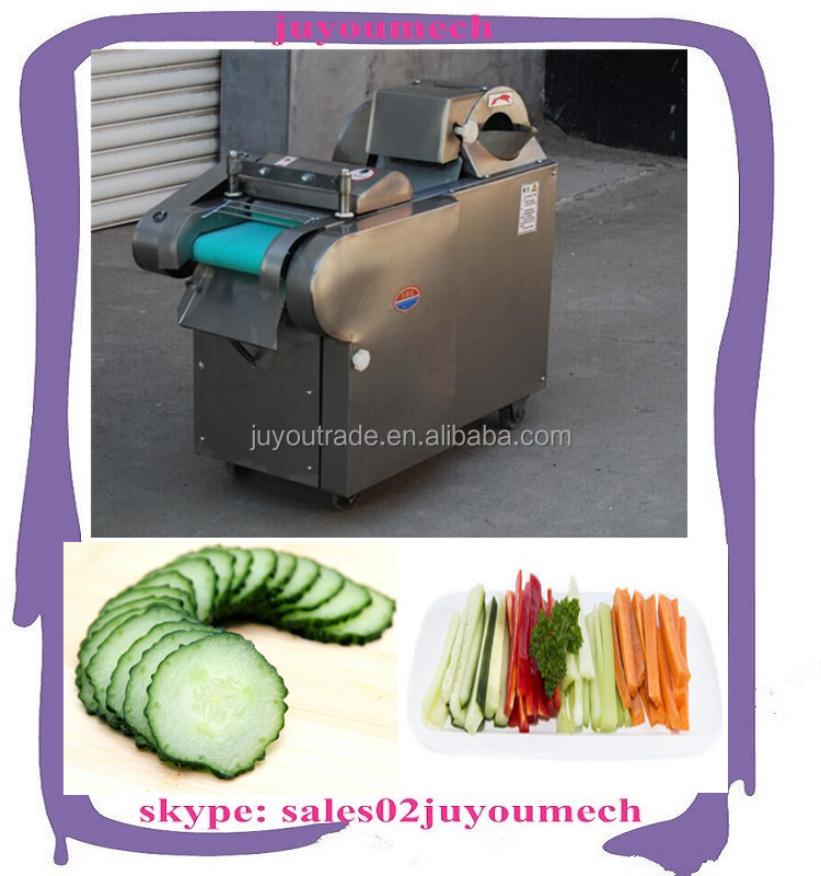 industrial commercial vegetable slicing machine/vegetable cutting machine/vegetable dicing machine