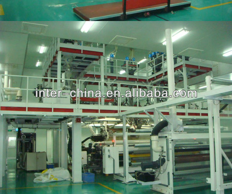 PA/PE/EVOH 9-layer co-extrusion high barrier PE thermoforming film for hotdog sausage packaging cast bottom lidding film