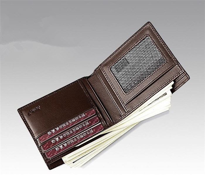 Latest New Real Crocodile Leather Men Bifold Wallets, Custom Leather Wallet for Men