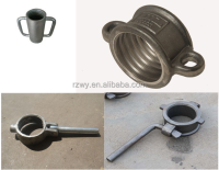 Formwork Accessory Adjustable Steel scaffolding Prop nut