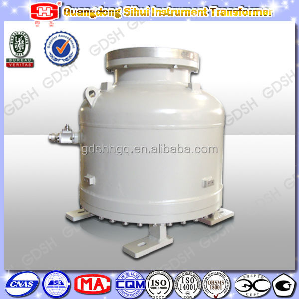 PT Product High Performance Gas Insulated HV Transformer For Gis