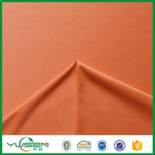 pique polyester cotton fabric with factory price for casual garment