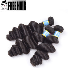 Factory Price real mink brazilian hair vendor brazilian bulk hair extensions without weft