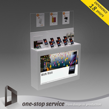 New design mobile phone store decoration retail