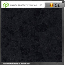 China black basalt pavers g684 polished with flamed granite tile