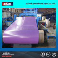 pre painted g40 galvanized steel coil ppgi