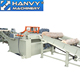 wood machine for debarking log
