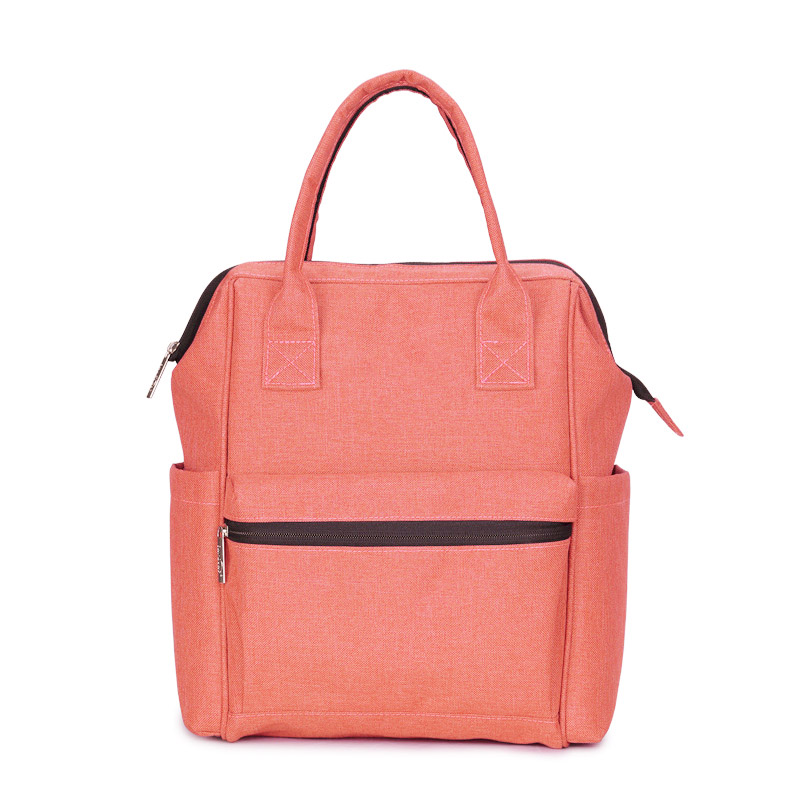 customized fashion baby single strap diaper bag backpack infant bag