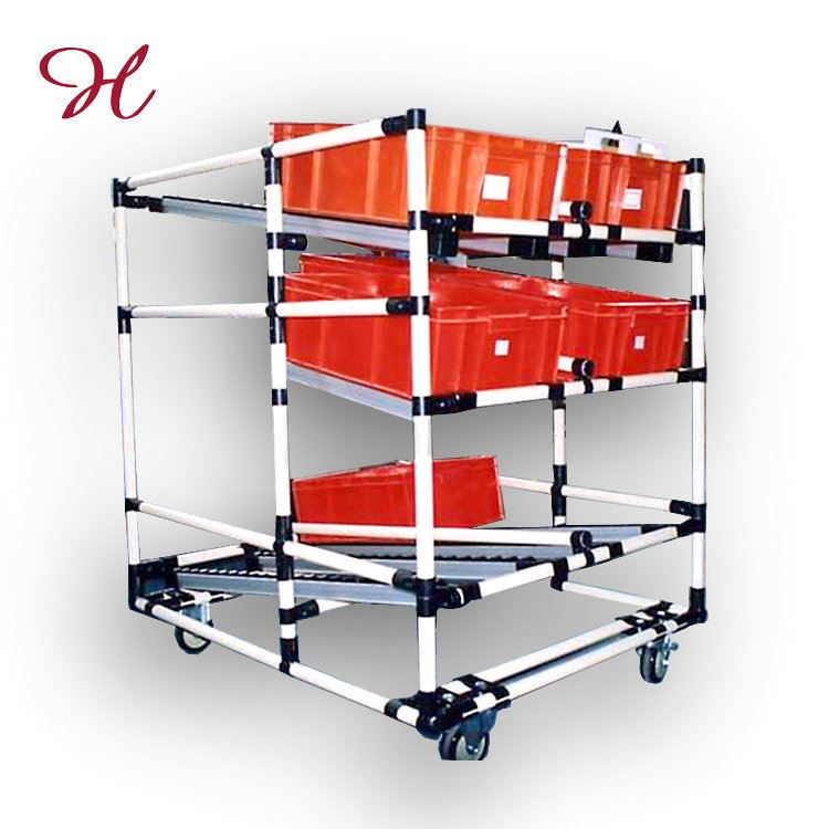 Various Colors Available Pipe Rack Food Drying Rack