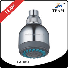 TM-3054 Ningbo Taimu ABS plastic bathroom small top shower head