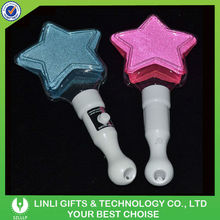 Star Shape Mini LED Glow Stick