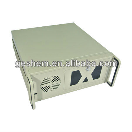GS8410-4U Rack mount Server Case industrial computer, rackmount industrial computer, 4U embedded industrial computer