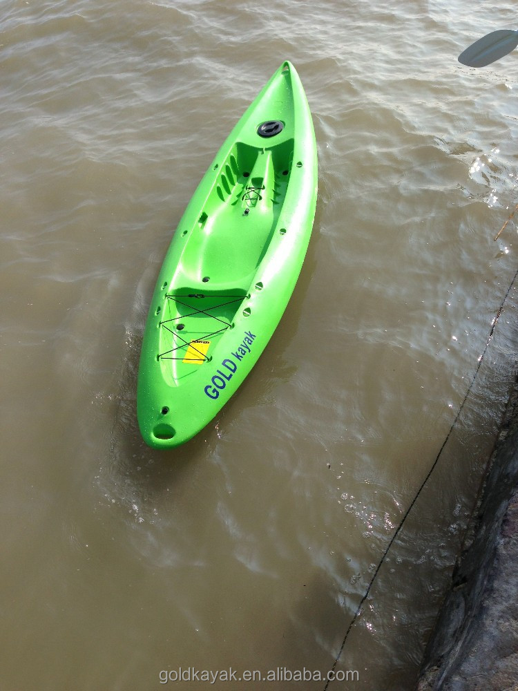 PE single kayak