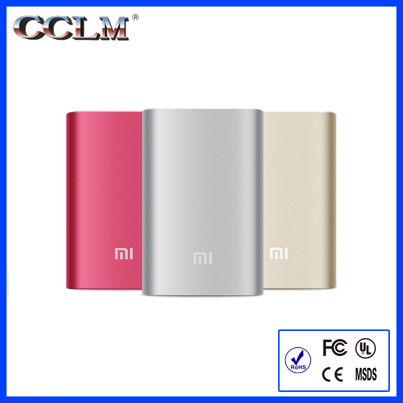Wholesale Original portable for xiaomi Power Bank 10000mah Mobile powerbank