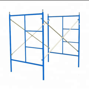 Safe Scaffolding Frame for Construction