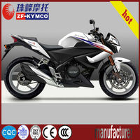 Super wholesale automatic 250cc race motorcycle for sale ZF250
