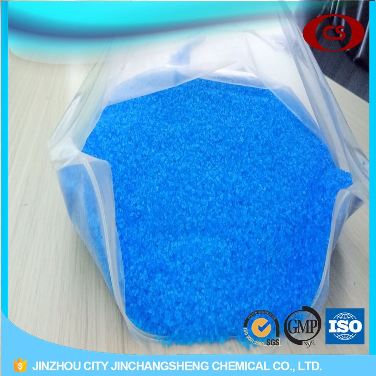 factory price color of copper sulphate