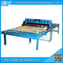 Hydraulic knitted fabric cutting machine