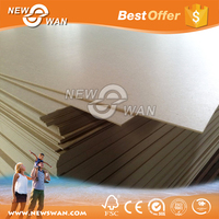 Thin MDF / HDF Board / MDF Sheet 3mm