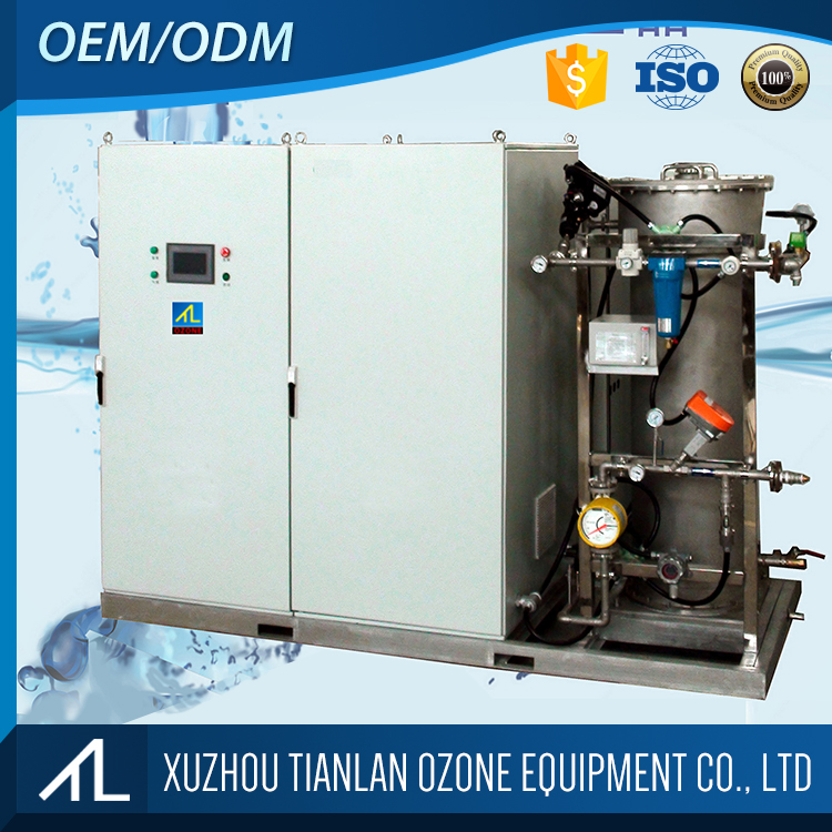 200g Chinese manufacturer odor removal ozone generator water treatment