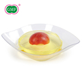 Dessert snack salad disposable party plates for food