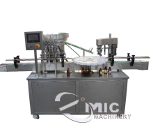 With 10 years manufacturing experience small scale juice filling machine price for food industry