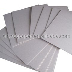 Grade AA Laminated Grey Card Board for Puzzle