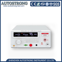 Ground /earth continuity tester
