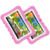 New Android 4.4 Tablet Pc 7 inch WiFi Kids Tablet 8G ROM 1024*600 HD Infantil Children's Learning Cheap Baby Tablets