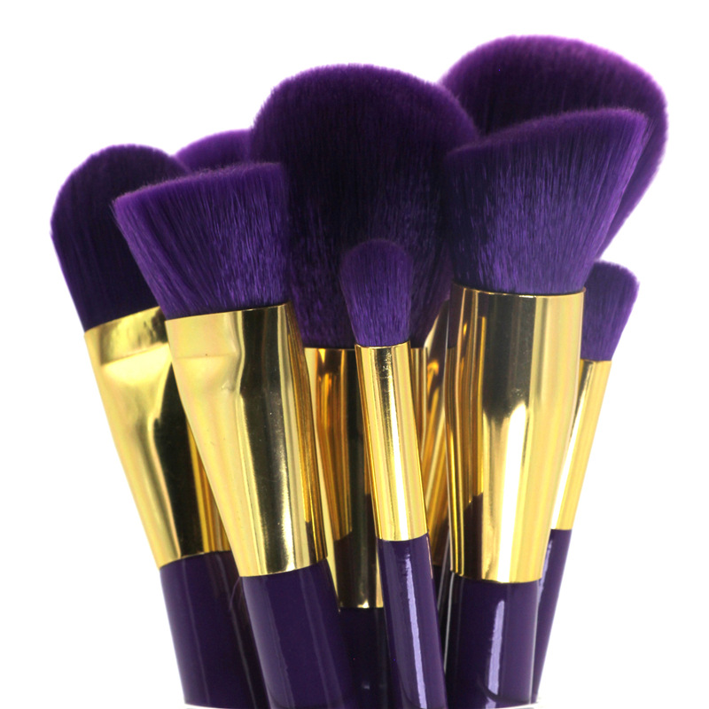 Private Label Hot Sale 15 Pcs Synthetic Makeup <strong>Brushes</strong>