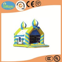 Cost price best selling inflatables huge bouncers