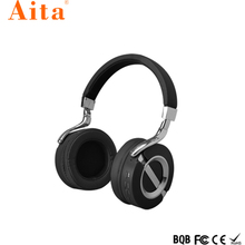 2018 Factory top sale Newest good quality foldable noise cancelling oem headphones stereo wireless bluetooth headphone