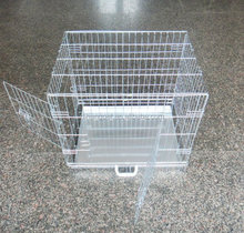 High Quality Steel Metal Wire Pet Dog Cage