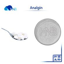 High Quality Dipyrone Analgin Metamizole Sodium 68-89-3 with Best Price