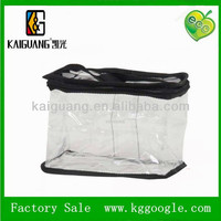 Quality Custom-Made Transparent PVC Cosmetic Bag