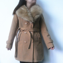 2014 Korean Style Fashion Women Coat, Korean Style Women Winter Battery Heated Coat