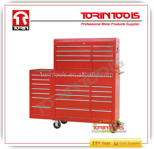 Large Metal Heavy Duty Workbench With Hanging Panel For Garage